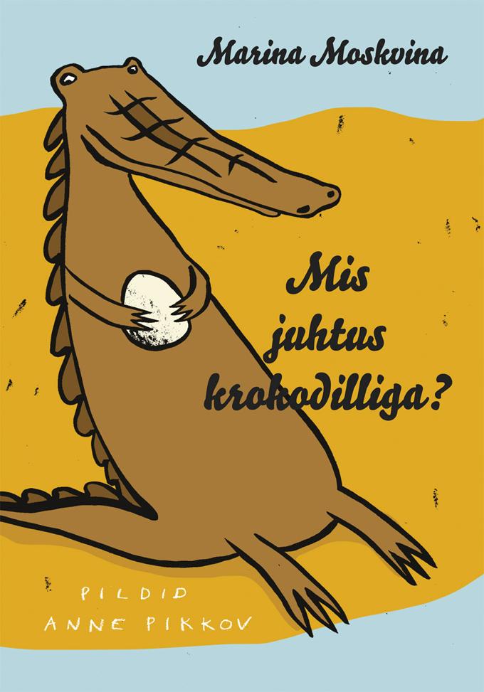 Mis juhtus krokodilliga?