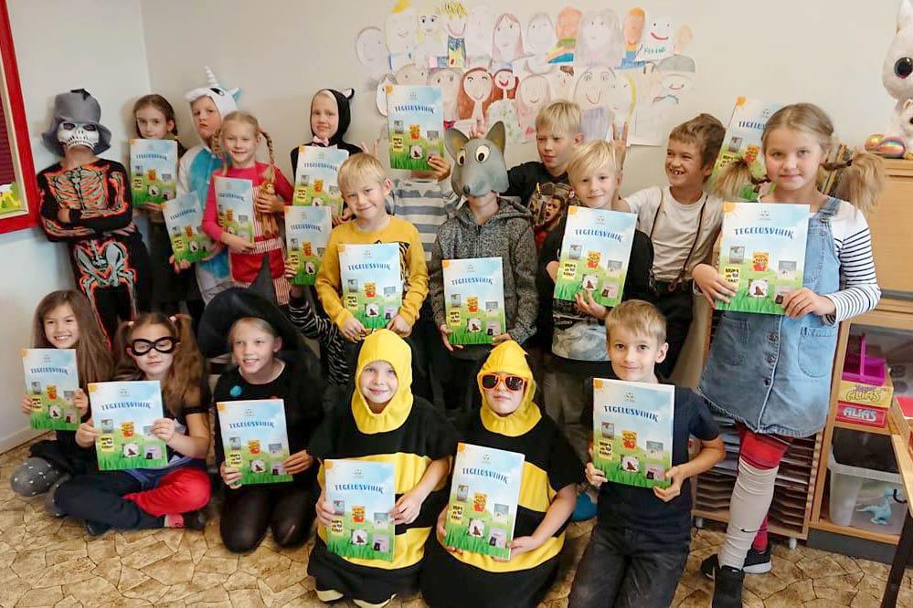 Lugemisprojektis osaleb 3690 last